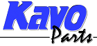 Комплект тормозных колодок Kavo Parts KBS4405