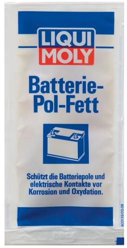 Смазочный материал полюсного вывода аккумуляторной батареи Liqui Moly LQ 3139