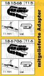 Щетка стеклоочистителя Swf 116191