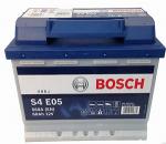Стартерная аккумуляторная батарея Bosch 0092S4E050