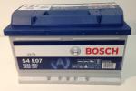 Стартерная аккумуляторная батарея Bosch 0092S4E070