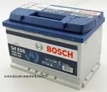Стартерная аккумуляторная батарея Bosch 0 092 S4E 080