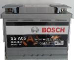 Стартерная аккумуляторная батарея Bosch 0092S5A050