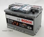 Стартерная аккумуляторная батарея Bosch BO 0092S5A080