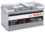 Стартерная аккумуляторная батарея Bosch 0092S5A130