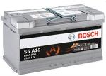 Стартерная аккумуляторная батарея Bosch 0092S5A150