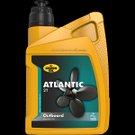 Олива моторна atlantic 2t outboard 1л Kroon Oil KL 00217