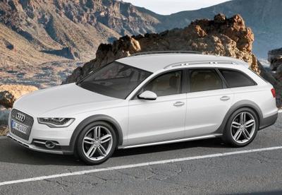Audi A6 Allroad (4GH, 4GJ)