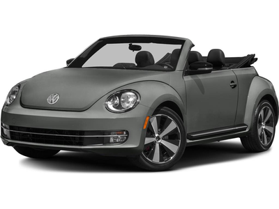 Volkswagen BEETLE (5C7)
