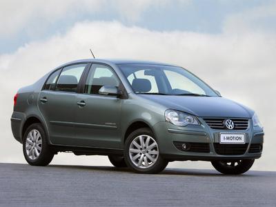 Volkswagen POLO (9N4)