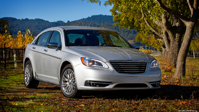 Chrysler 200 3.6 Flexfuel