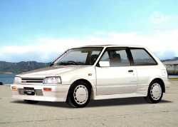 Daihatsu CHARADE Mk II (G11, G30)