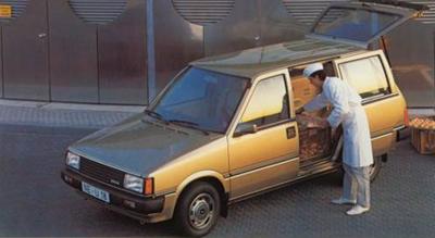 Nissan Axxess