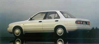 Nissan SUNNY II Hatchback (N13)