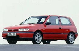 Nissan SUNNY III Liftback (N14)