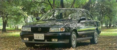 Nissan SUNNY II Break (B12)