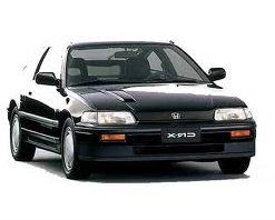 Honda CIVIC Mk III (EC, ED, EE)