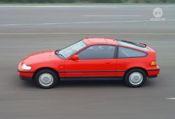 Honda CIVIC I (AF, AS)