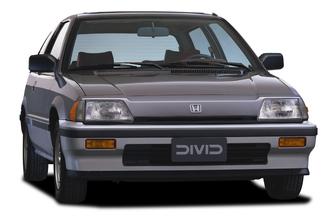 Honda CIVIC III Hatchback (AL, AJ, AG, AH)