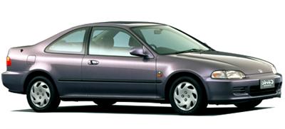 Honda CIVIC V (EJ)