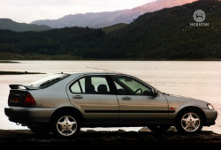 Honda CIVIC VI Fastback (MA, MB)