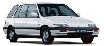Honda CIVIC II Shuttle (EE)