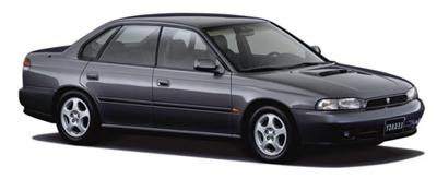 Subaru LIBERTY II (BD, BG)