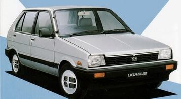 Subaru JUSTY  (KAD)