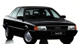 Audi 100 (44, 44Q, C3) 1.8