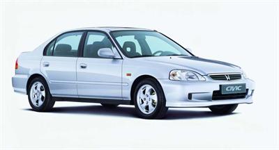 Honda Ballade VI (EJ, EK)