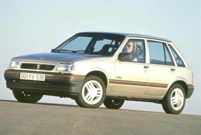 Opel CORSA A TR (91, 92, 96, 97)