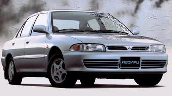 Mitsubishi LANCER V (CB/DA, CC)