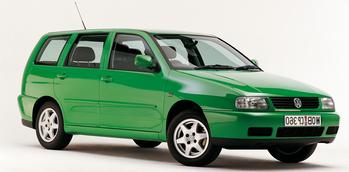 Volkswagen POLO Variant (6KV5)