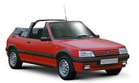 Peugeot 205  (741B, 20D)