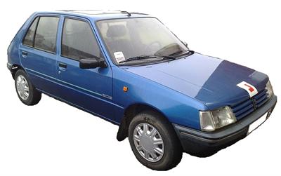 Peugeot 205 II (20A/C)