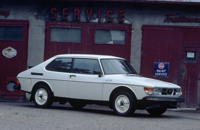 Saab 99 Combi Coupe