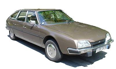 Citroen CX I (MA)