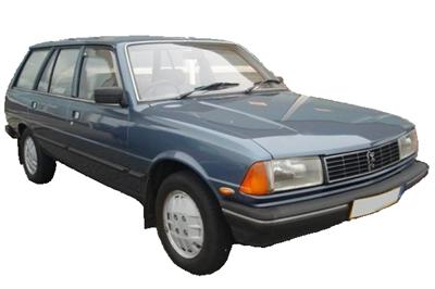 Peugeot 305 II Break (581E)