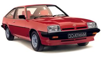 Opel MANTA B CC (53, 55)