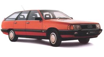 Audi 100 Avant (44, 44Q, C3)