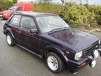 Toyota STARLET (P7)