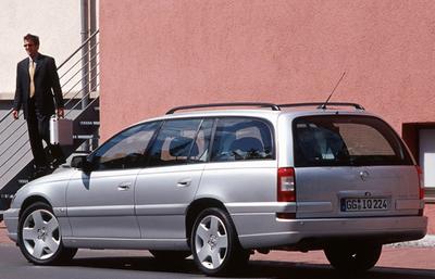Opel OMEGA A (66, 67)