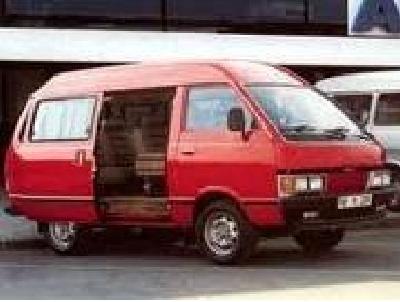 Nissan VANETTE CARGO (HC 23) 1.5 Álcool