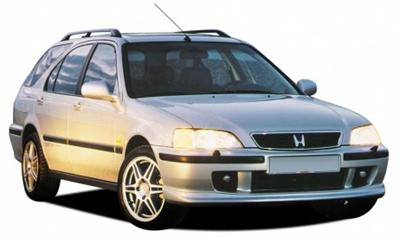 Honda CIVIC VI Aerodeck (MB, MC)