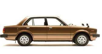 Honda CIVIC I (SF)