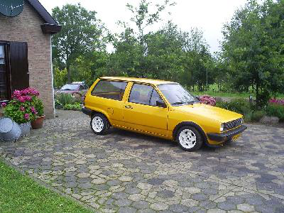 Volkswagen POLO CLASSIC (86C, 80)