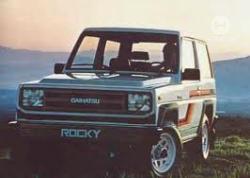 Daihatsu Wildcat/rocky