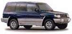 Mitsubishi PAJERO II (V3W, V2W, V4W)