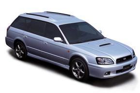 Subaru LIBERTY III (BE, BH)