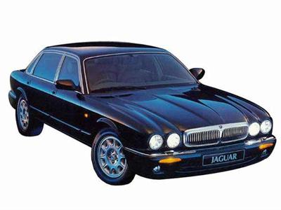 Jaguar Vanden